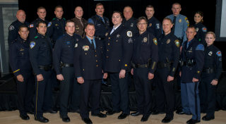 Officer of the Month - 2017